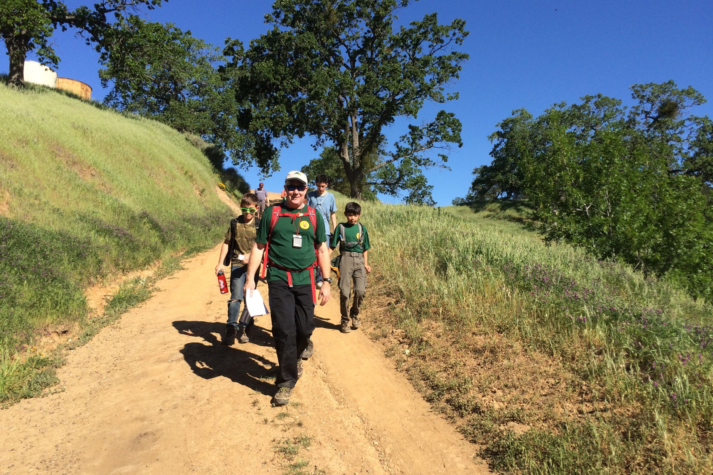2015 Mission Point Hike