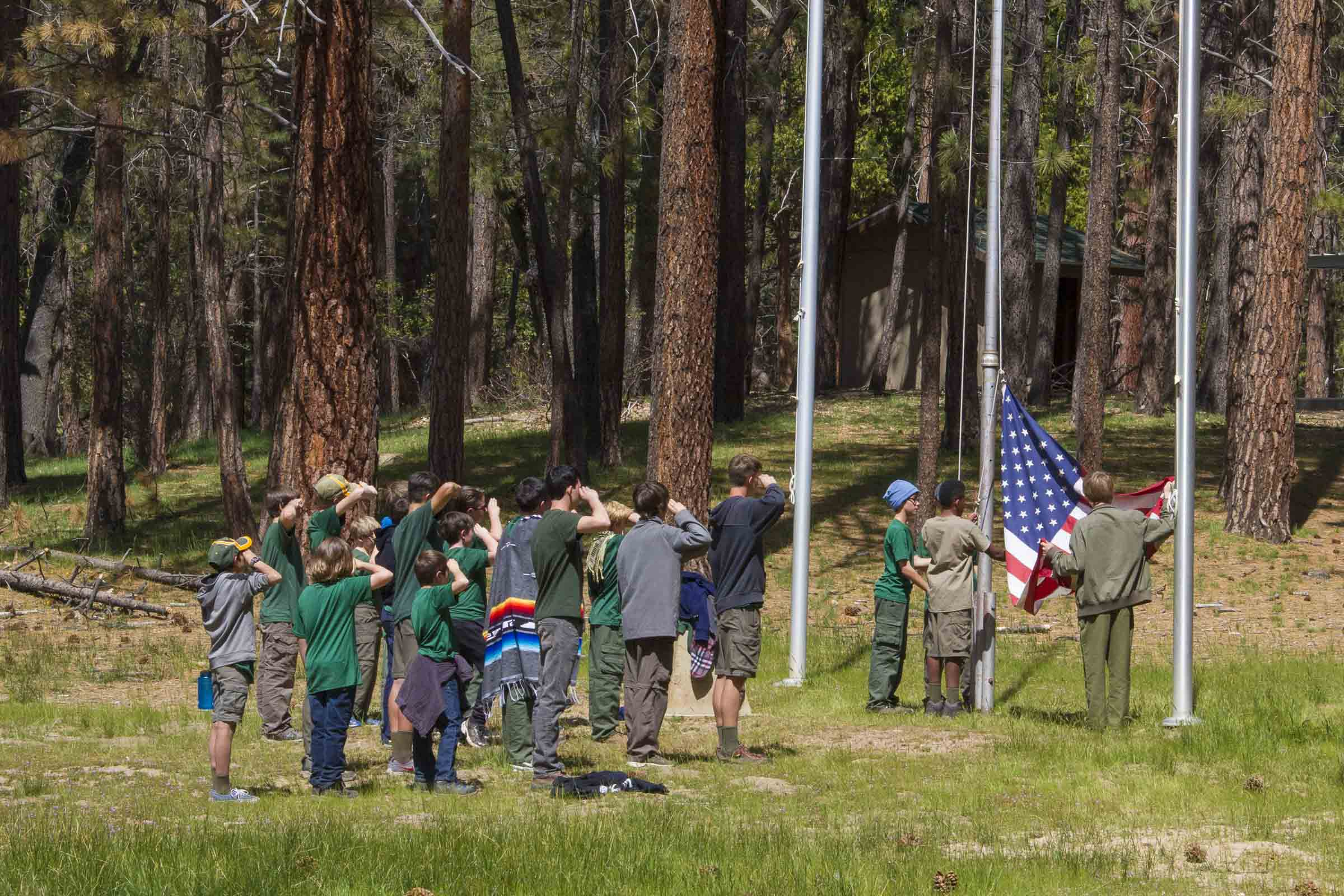 2016 Camp Whitsett Pre-Camporee